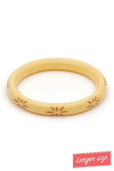 Splendette Duotone Lait DUCHESS Narrow Bangle