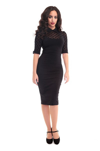 Collectif Wednesday Pencil Dress