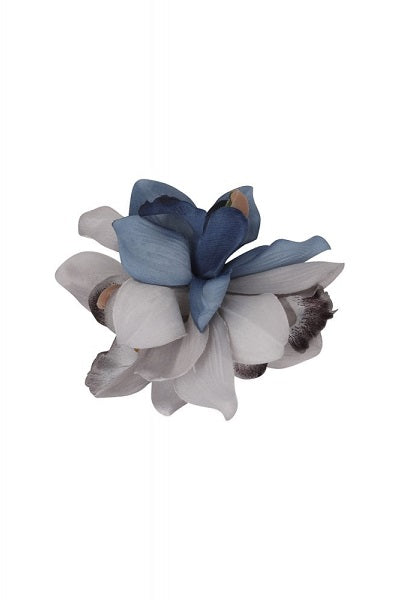Collectif Hair Clip Aaliyah Orchid Grey/Blue