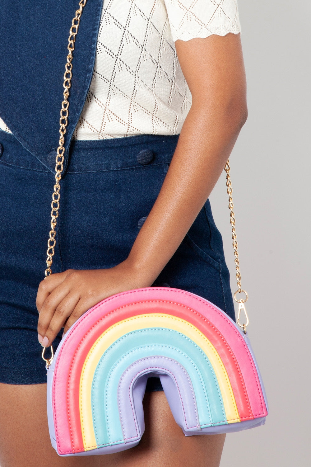 Voodoo Vixen Over the Rainbow Bag