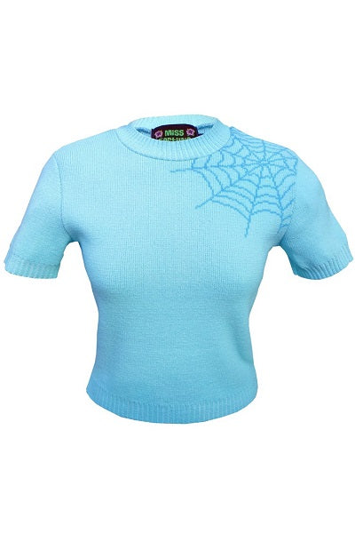 Miss Fortune Bobbie Jumper - Spiderweb Ice