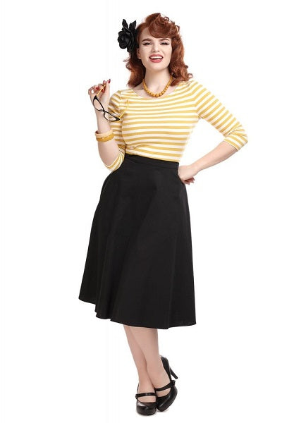 Collectif Cassie Classic Skirt