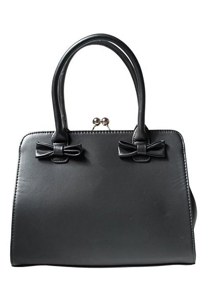 Collectif Handbag Jessica 40s Black