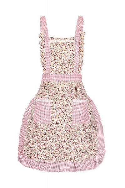 Collectif Apron - Dolly Flower