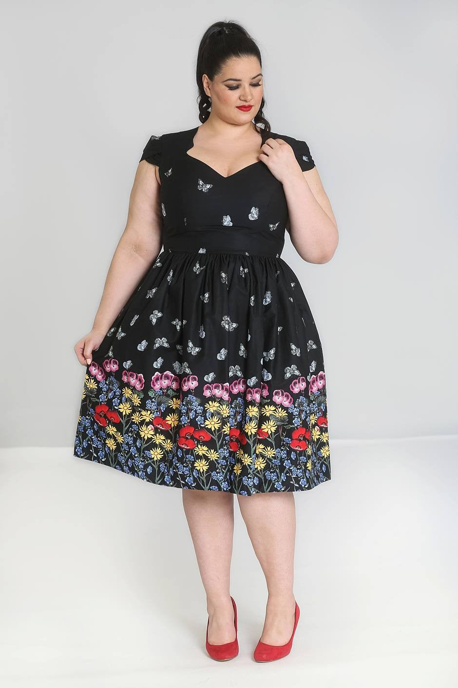 Hell Bunny Meadow Dress