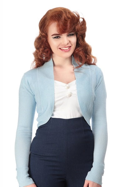 Collectif Jean Blue Bolero