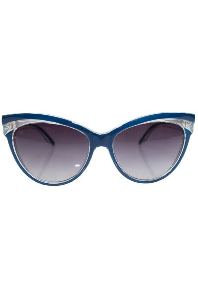 Collectif Sunglasses Judy Navy