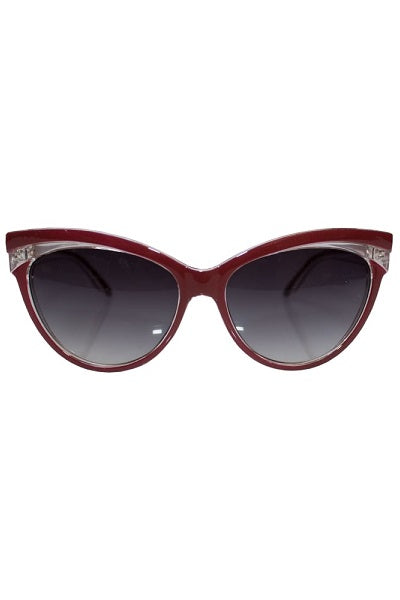 Collectif Sunglasses Judy Red