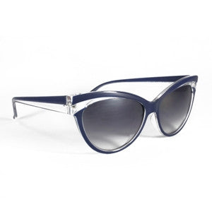 Collectif Navy Judy Sunglasses