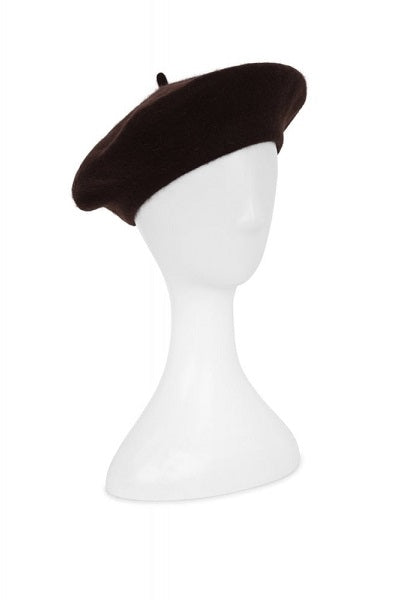 Collectif Lauren Beret Brown