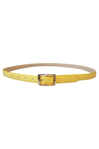 Collectif Martha Yellow Belt
