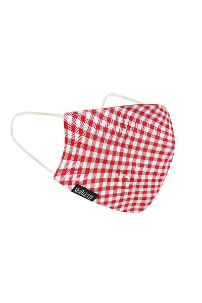 Collectif Face Mask Picnic Gingham