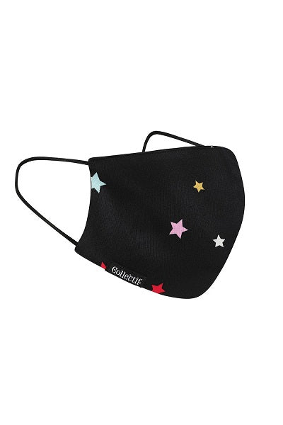 Collectif Face Mask Rainbow Star