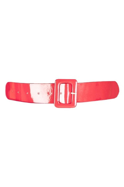 Collectif Sally Red Belt