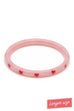 Splendette Valentine's DUCHESS Bangle Narrow - Sweetheart