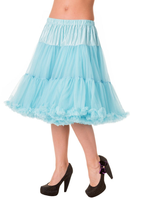 Banned Apparel Starlite Blue Petticoat