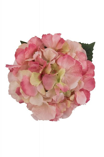 Collectif Hair Clip Hydrangea Pink