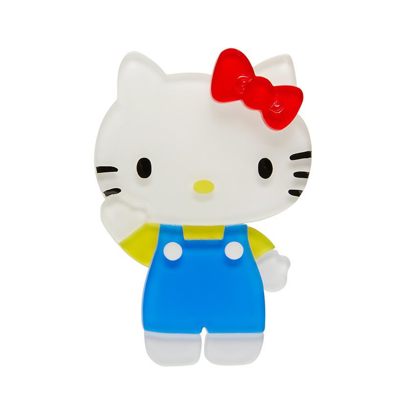 Erstwilder Brooch - Hello Kitty Collection Meet Kitty