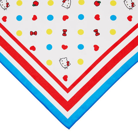 Erstwilder Head Scarf - Hello Kitty Collection Hello Kitty Polka Dot