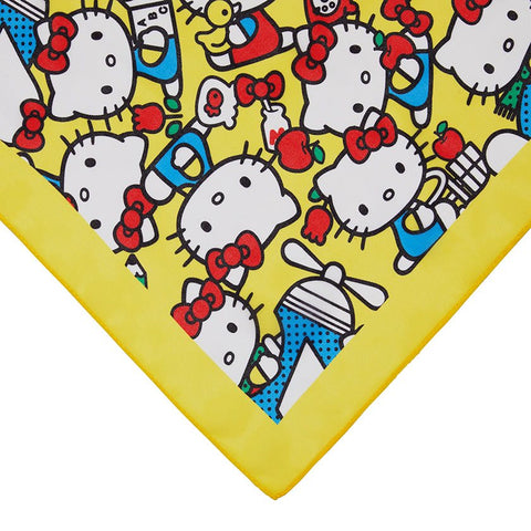 Erstwilder Head Scarf - Hello Kitty Collection Hello Kitty Adventure