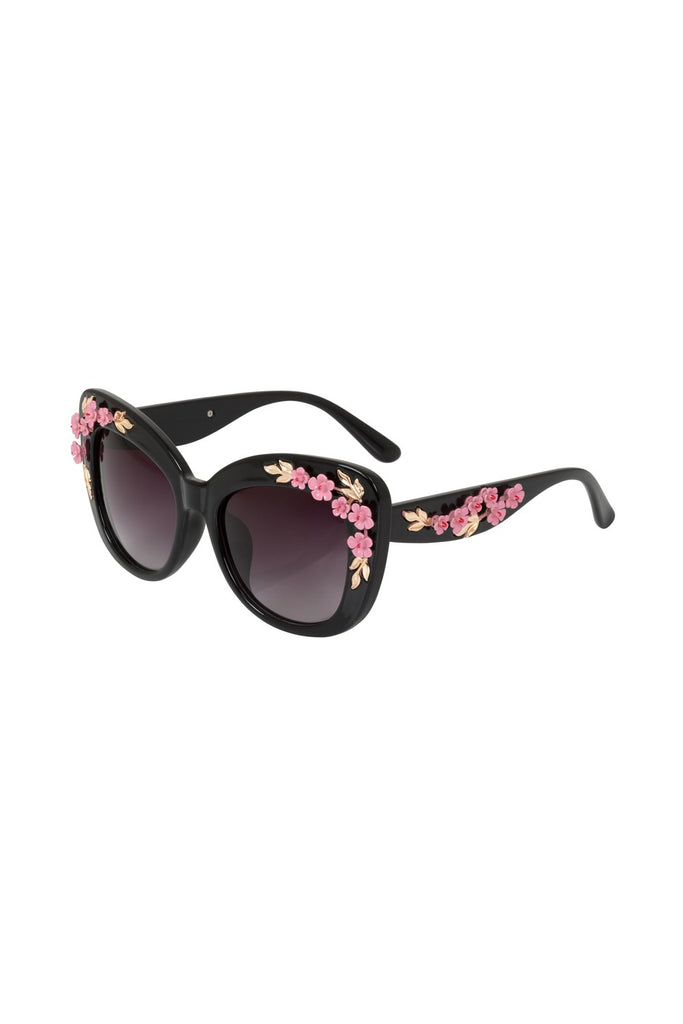 Voodoo Vixen Sunglasses Floral Fashion