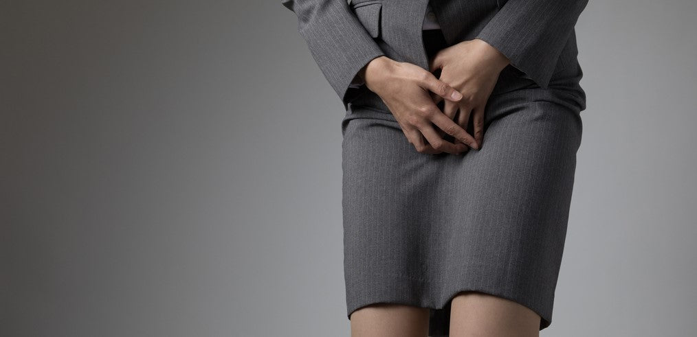 What are the symptoms of Urine Incontinence?