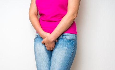 Can hormonal imbalances in women cause bladder problems?