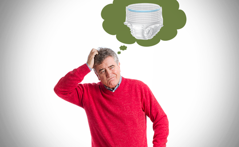 Adult diapers are not for me - stigma and stereotypes
