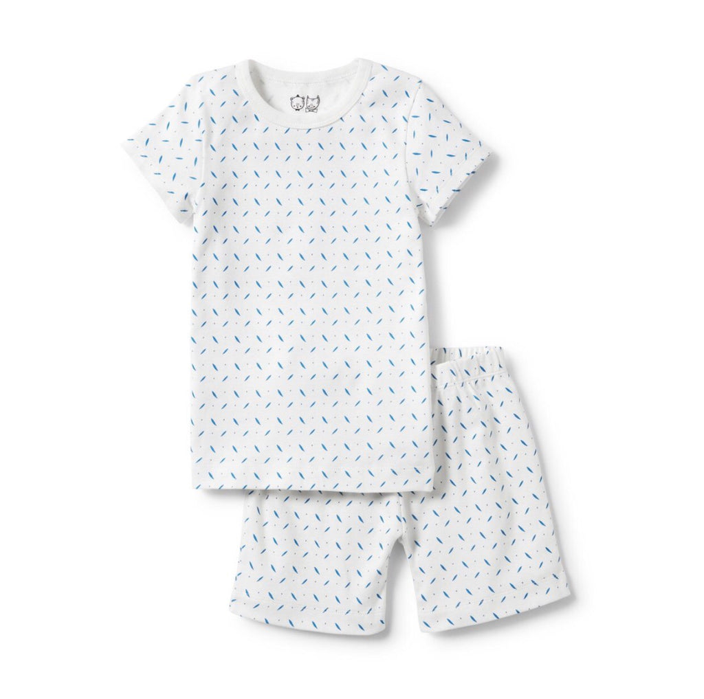 Droplet Short Sleeve pyjama set