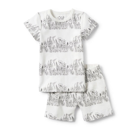 Wonderful Short Sleeve pyjama set