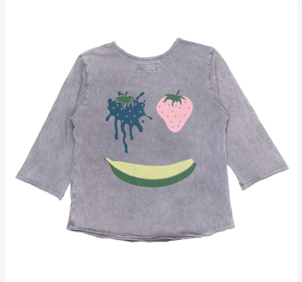 Fruit Face Raglan