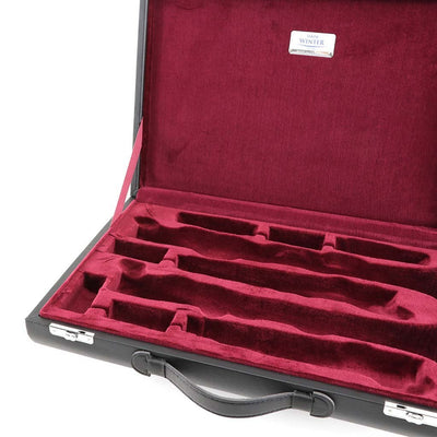 A+B-Clarinet Shaped Case German Masters