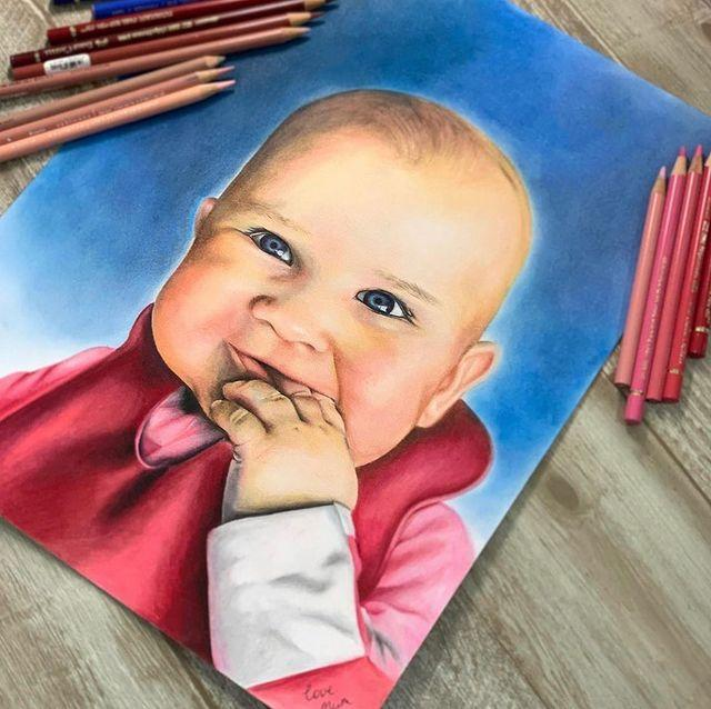 Pencil Portraits - Bekymaree