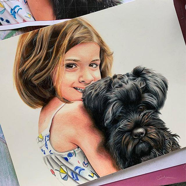 Custom Portraits - Bekymaree