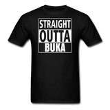 MFD Straight Outta Buka Tee - black