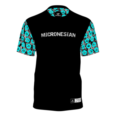 MFD Personalized Micronesian Eco-Friendly Jersey