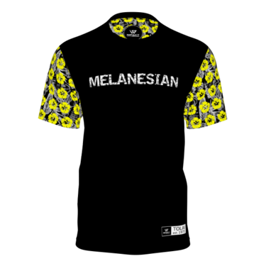 MFD Personalized Melanesian Eco-Friendly Jersey