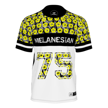 MFD Personalized Melanesian Eco-Friendly Jersey 2.0