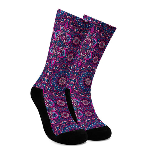 Garden Goddess - Crew Socks