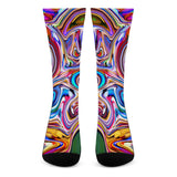 Lucid Dream - Crew Socks