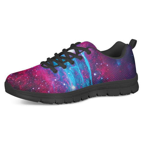 Deep Space - Black Running Shoes