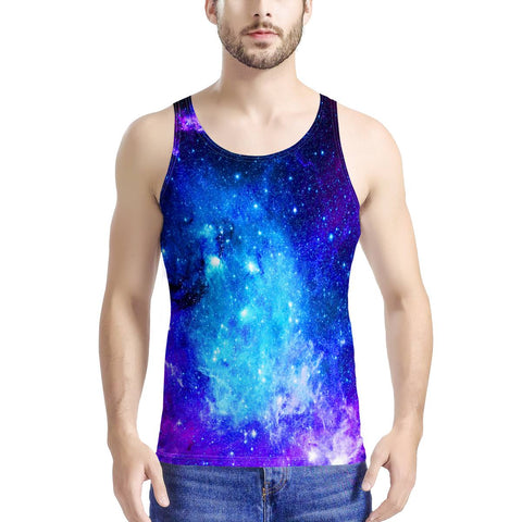 Icy Way - Men's All Over Print Tank