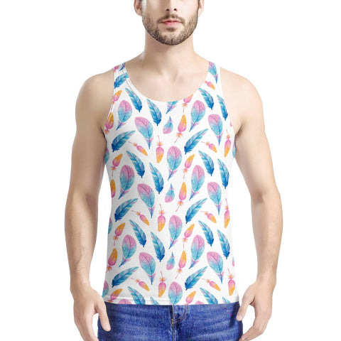 Fly Away - Men's All Over Print Tank