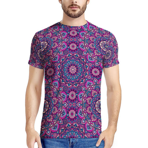 Garden Goddess - New Men's All Over Print T-shirt