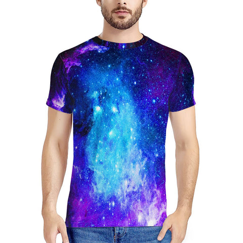 Icy Way - New Men's All Over Print T-shirt