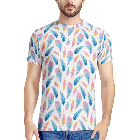 Fly Away - New Men's All Over Print T-shirt