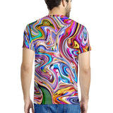 Lucid Dream - New Men's All Over Print T-shirt