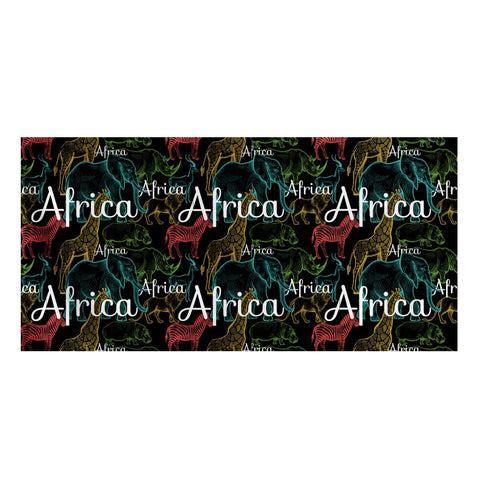 African Safari - Bath Towel