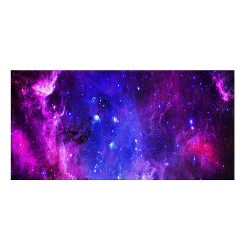 Pink Galaxy - Bath Towel