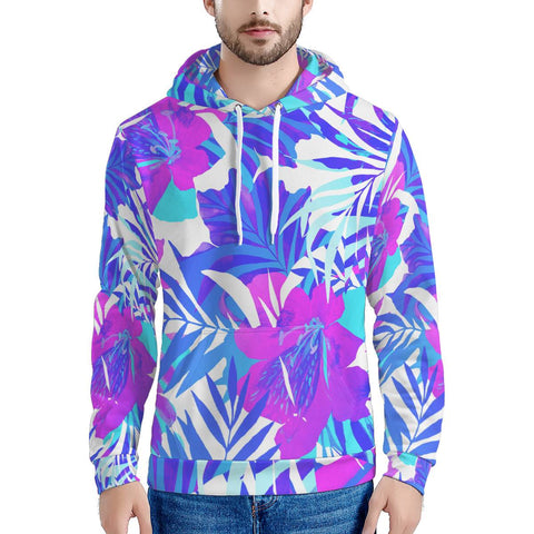 Summer Vibes - Men's All Over Print Hoodie